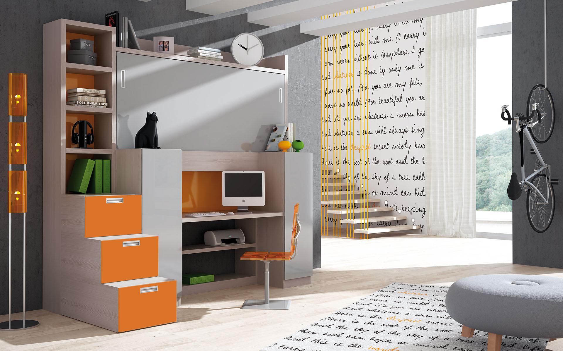 5 estilos de decoraci n para una habitaci n juvenil de ensue o - Muebles el chaflan ...