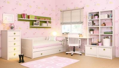Mueble Juvenil - Dormitorio Juvenil - Asoral 4