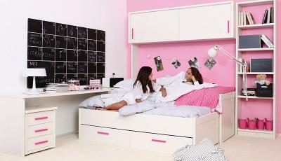 Dormitorio Juvenil - Asoral 6