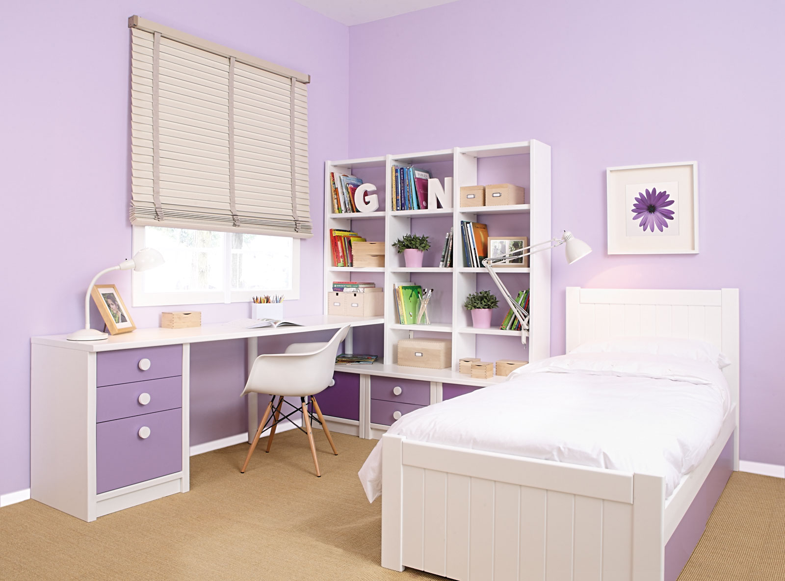 Dormitorio juvenil asoral 7 el chafl n mueble juvenil for Muebles asoral