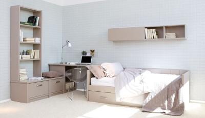 Dormitorio Juvenil - Asoral 8