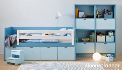 Dormitorio Juvenil - Asoral 9