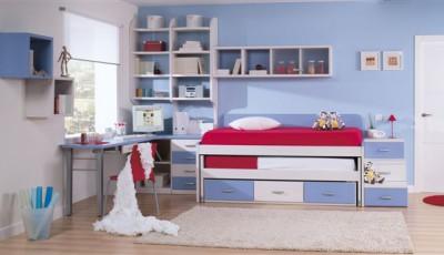 Dormitorio Juvenil - Grupo 8 - Modelo 02