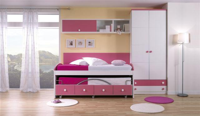 Dormitorio Juvenil - Grupo 8 - Modelo 03