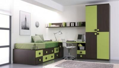 Dormitorio Juvenil - Grupo 8 - Modelo 04