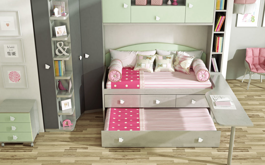 Top 6 ventajas de las camas nido