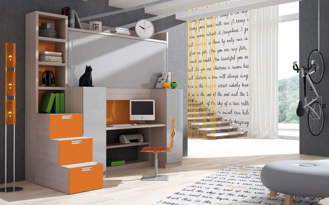 muebles convertibles para espacios pequeños
