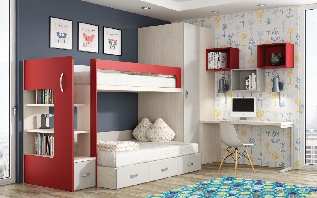 Litera o cama abatible, ¿qué opción es mejor?